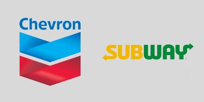chevron subway