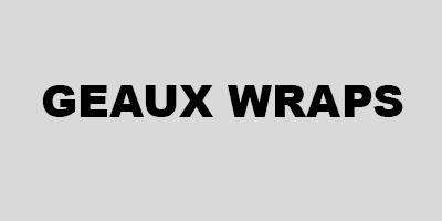 geaux wraps