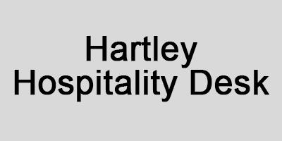 Hartley Hospitality Desk