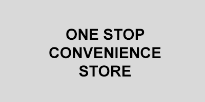 One Stop Convenience