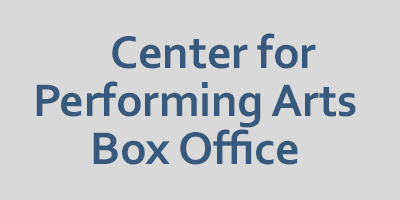 Performing Arts Box Office