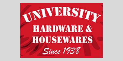 university hardware