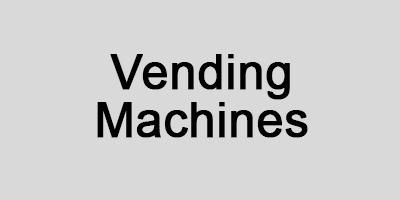 campus vending machines